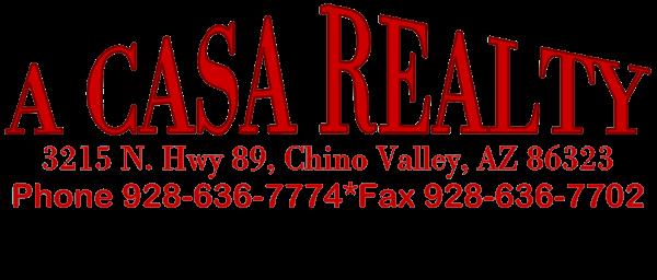 A Casa Realty Logo